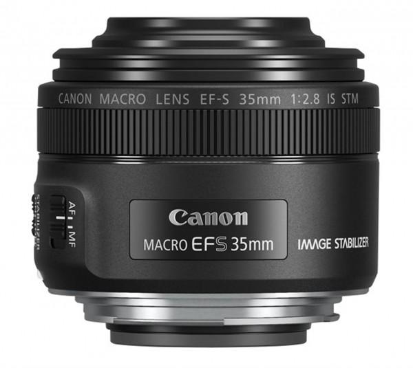 Canon EF-S 35mm f/2.8 Macro IS STM SLR Makro-Objektiv Schwarz