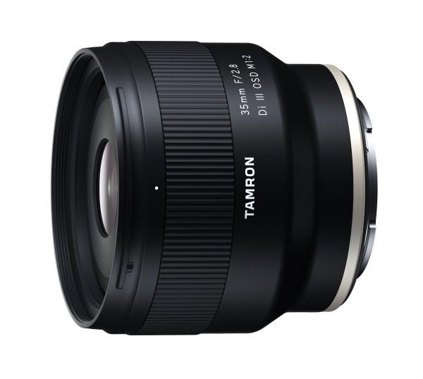 Tamron 2,8/35 mm Di III OSD Sony E-Mount MACRO M1:2 Objektiv