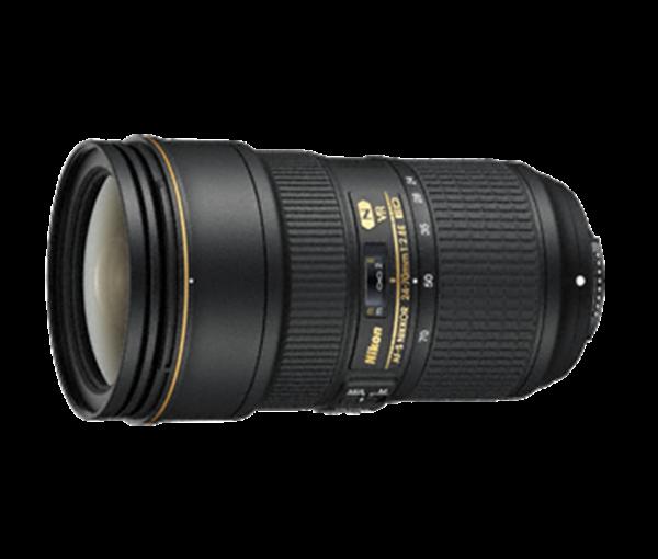 Nikon Nikkor AF-S 2,8 / 24-70 mm E ED VR Objektiv