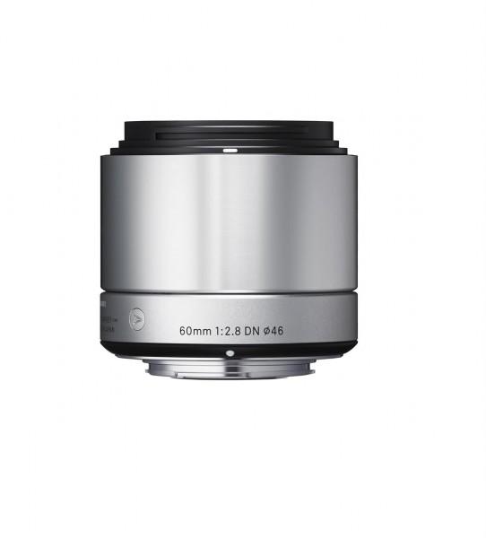 60/2,8 DN (silver) Sony E-Bajonett