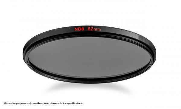 Manfrotto Rundfilter 52mm mit 3-Blenden-Reduktion