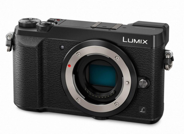 Panasonic Lumix GX80+3,5-5,6/14-42mm OIS schwarz G Vario-Kit