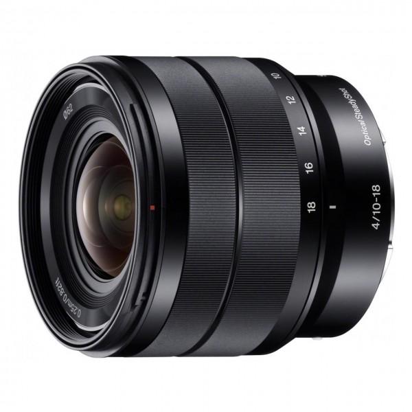 Objektiv SEL 4,0 / 10-18 mm OSS