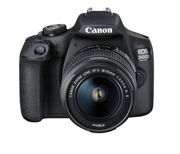 CANON EOS 2000D Kit EF 18-55 IS II