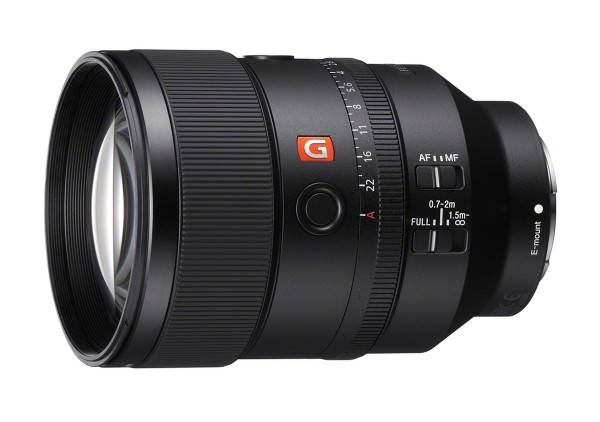 Sony SEL FE 1,8/135 mm GM schwarz Objektiv