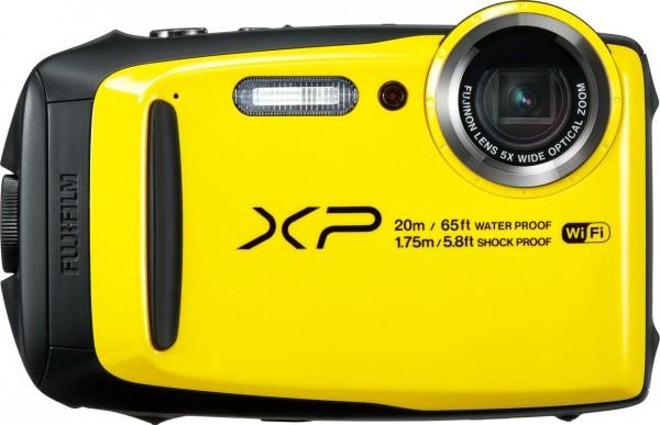 Finepix XP 120 gelb