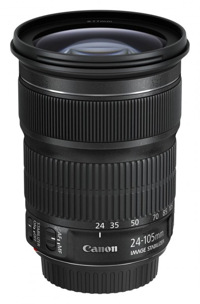 Canon EF 24-105mm f/3.5-5.6 IS STM SLR Standard Zoomobjektiv Schwarz