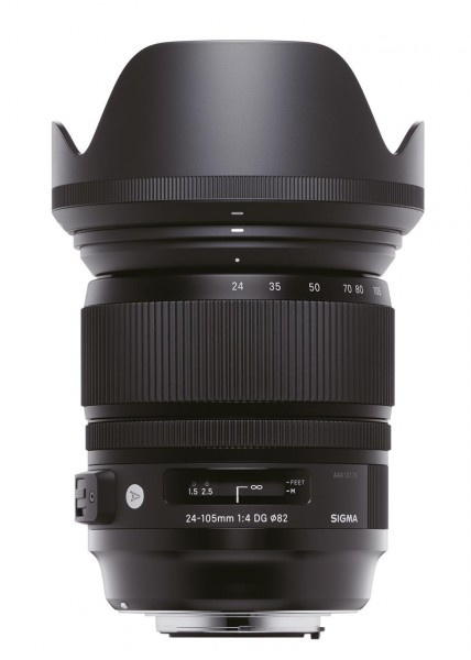 Objektiv Art 4,0 / 24-105 mm DG OS HSM Nikon