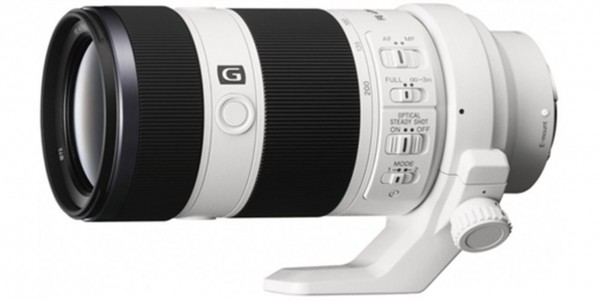 Objektiv SEL FE 4,0 / 70-200 mm G OSS