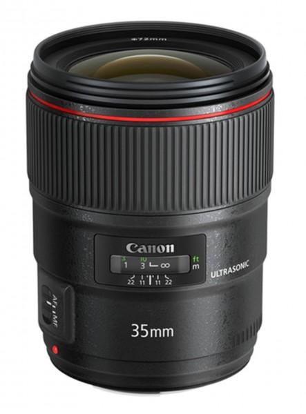 Canon EF3514L2 SLR Schwarz
