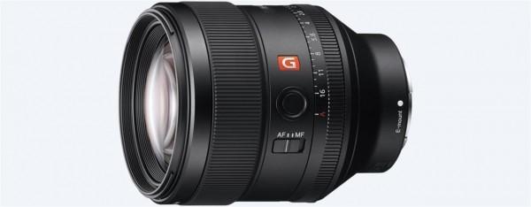 Sony Objektiv SEL FE 1,4 / 85 mm GM
