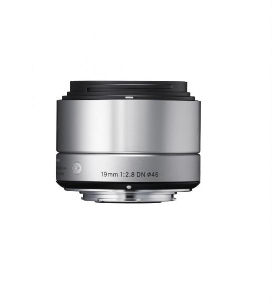 Objektiv Art 2,8 / 19 mm DN Sony E-Mount schwarz