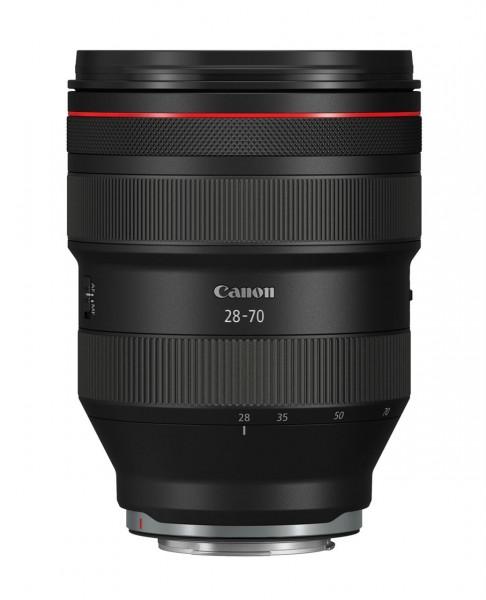 Canon RF 28-70mm f/2L USM Systemkamera Schwarz