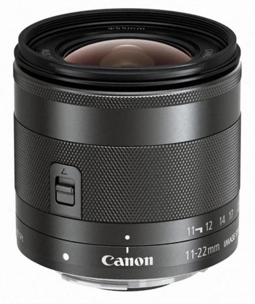 Canon EF-M 11-22mm f/4-5.6 IS STM SLR Schwarz