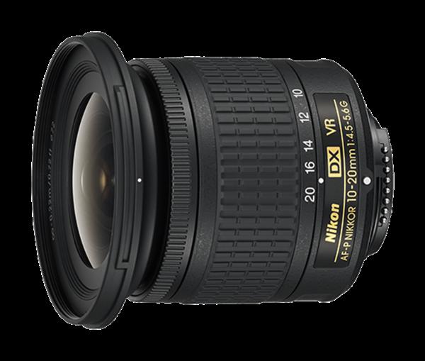 Nikon AF-P DX 4,5-5,6/10-20 mm G VR Nikkor Objektiv