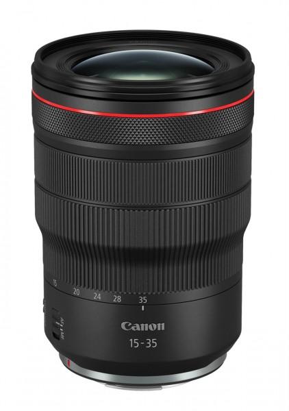 Canon RF 15-35mm F2.8 L IS USM SLR Standard Zoomobjektiv Schwarz