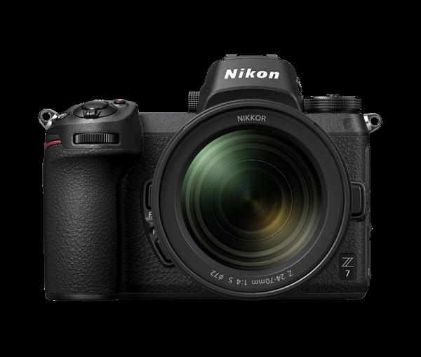 Nikon Z7 Kit 24-70/4 S + FTZ Objektivadapter