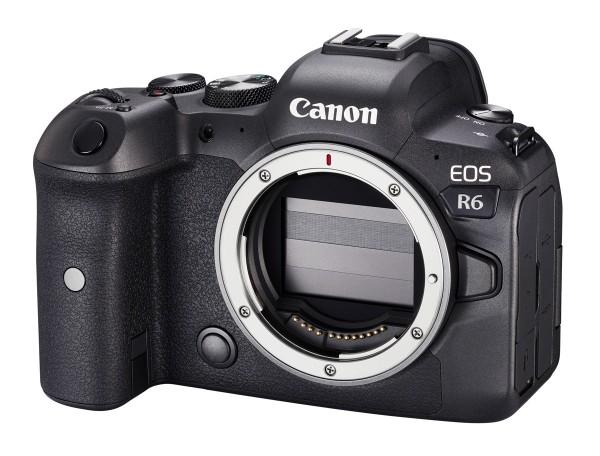 Canon EOS R6 Body schwarz