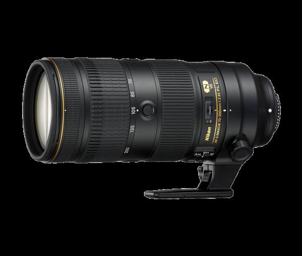 Nikon 70-200mm 2,8 FL