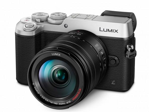 Lumix DMC-GX8 Silber Body