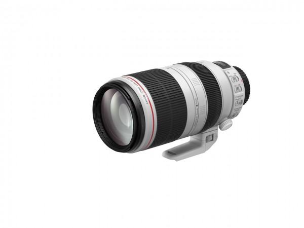 Canon EF 100-400 LIS 2 SLR Tele-Zoom-Objektiv Schwarz, Weiß