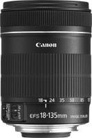 Canon EF-S 18-135mm f/3.5-5.6 IS SLR Standard Zoomobjektiv Schwarz