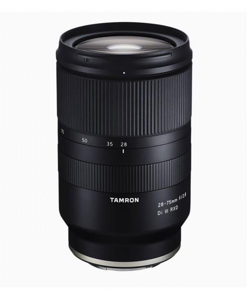 Tamron 2,8 / 28-75 mm Di III RXD Sony E-Mount Vollformat Objektiv