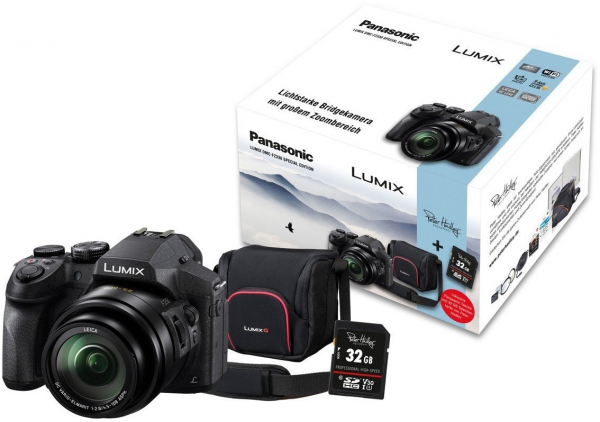 Panasonic DC-FZ330 SpecialEdition Kamera 1x PH 32 GB Prof.SD Karte/1x Pana Tasche