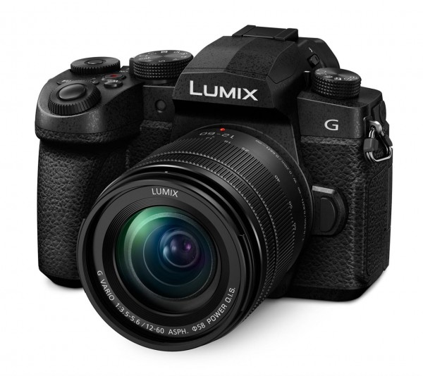 Panasonic Lumix DC G91 Kit 12-60mm F3,5-5,6 OIS schwarz