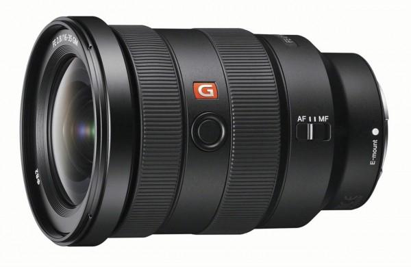 Sony SEL FE 2,8/16-35 mm GM schwarz Objektiv