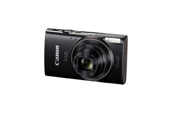Canon IXUS 285 HS Kompaktkamera 20,2 MP CMOS 5184 x 3888 Pixel 1/2.3 Zoll Schwarz