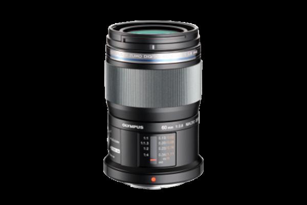 Objektiv M.Zuiko Digital 2,8 / 60 mm Makro schwarz