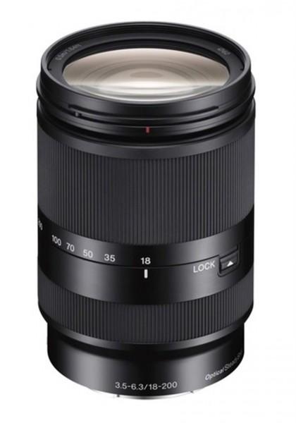 Sony SEL 3,5-6,3/18-200mm OSS LE schwarz Objektiv