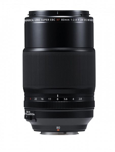 Fujifilm XF 80mm F2,8 R LM OIS WR MACRO
