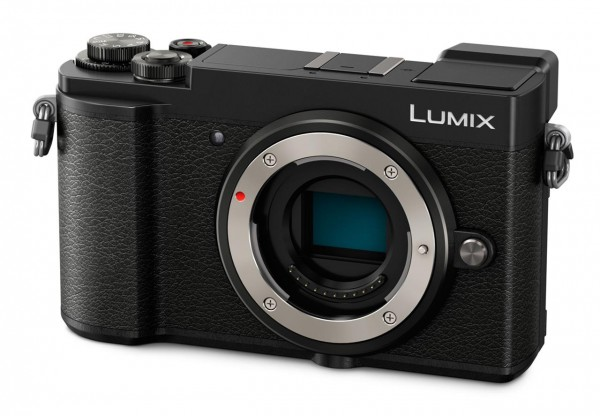 Panasonic DC-GX9 Body schwarz Digital-Systemkamera