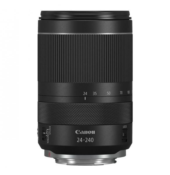Canon RF 24-240mm F4-6.3 IS USM Systemkamera Standard Zoomobjektiv Schwarz