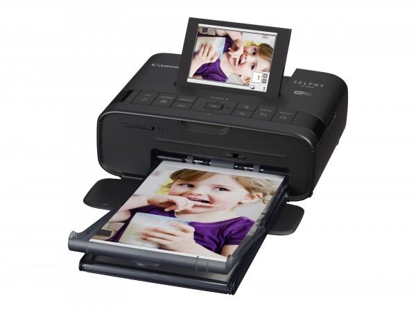 "Canon SELPHY CP1300 Fotodrucker Farbstoffsublimation 300 x 300 DPI 4"" x 6"" (10x15 cm) WLAN"