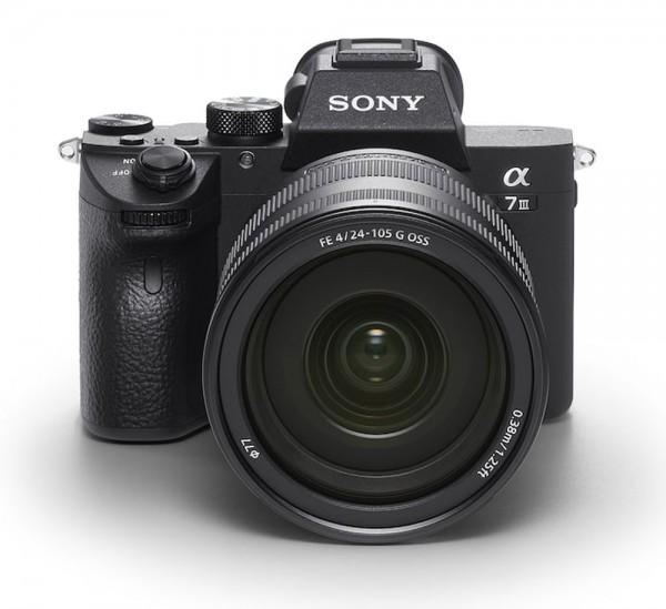 Sony Alpha 7 III Kit SEL 24-105mm