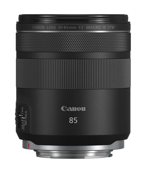 Canon RF 2,0/85 mm IS STM Makro Objektiv