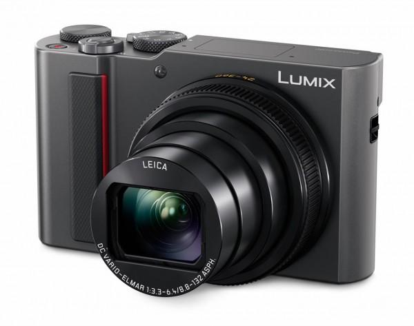Panasonic DC-TZ202 schwarz Digital Kompaktkamera