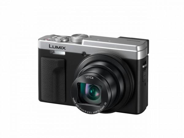 Panasonic DC-TZ96 silber Digitalkamera