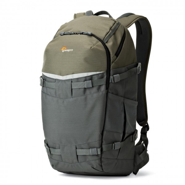 Lowepro Flipside Trek BP 450 AW grau, 260x170x310 mm, mit Klapp-Panel