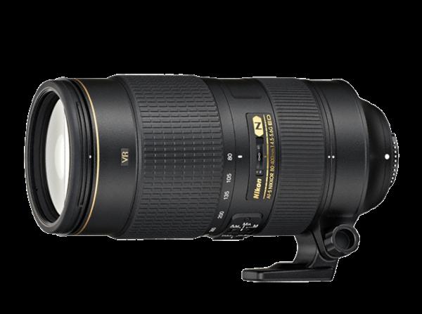 AF-S NIKKOR 80-400mm f/4.5-5.6G ED VR