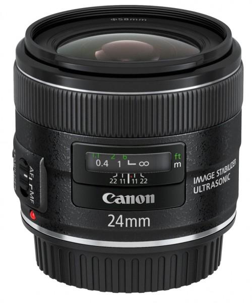 Canon EF 24mm f/2.8 IS USM Systemkamera Weitwinkelobjektiv