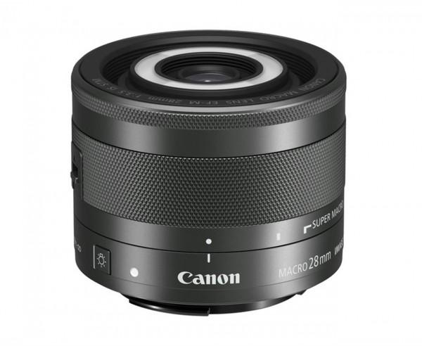 Canon EF-M2835MISSTM Schwarz