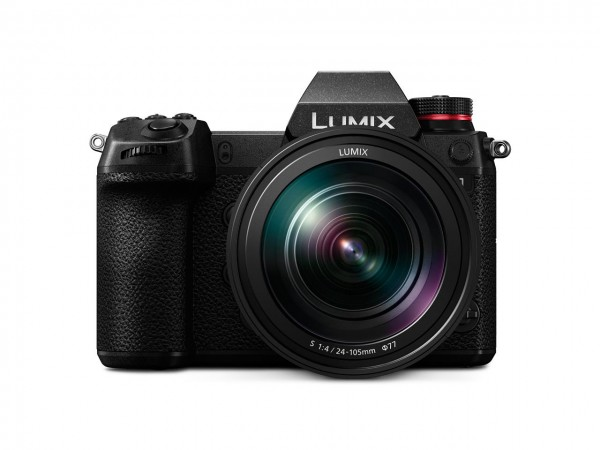 Panasonic Lumix S 1 Kit 24-105mm F4 DC-S1ME - SofortCashback