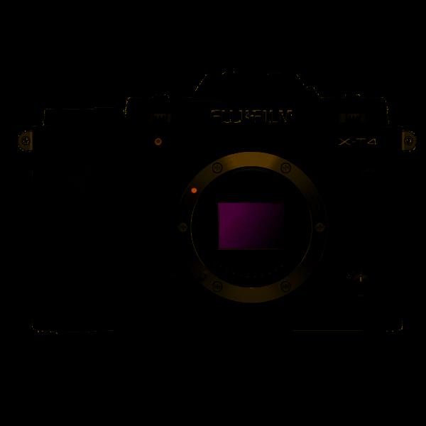 X-T4 Black Gehäuse