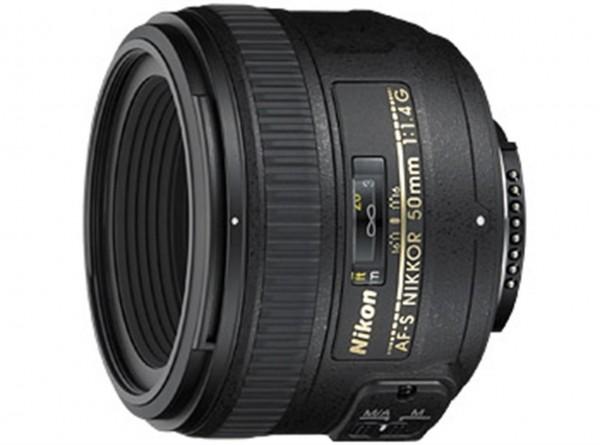 Nikon Nikkor AF-S 1,4/50 mm G Objektiv