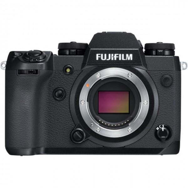 Fujifilm X-H1 inkl. VPB-XH1 Booster Grip