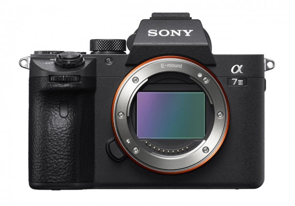 Sony Alpha ILCE-7 III Body